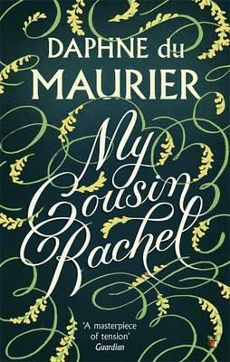 My Cousin Rachel - book cover