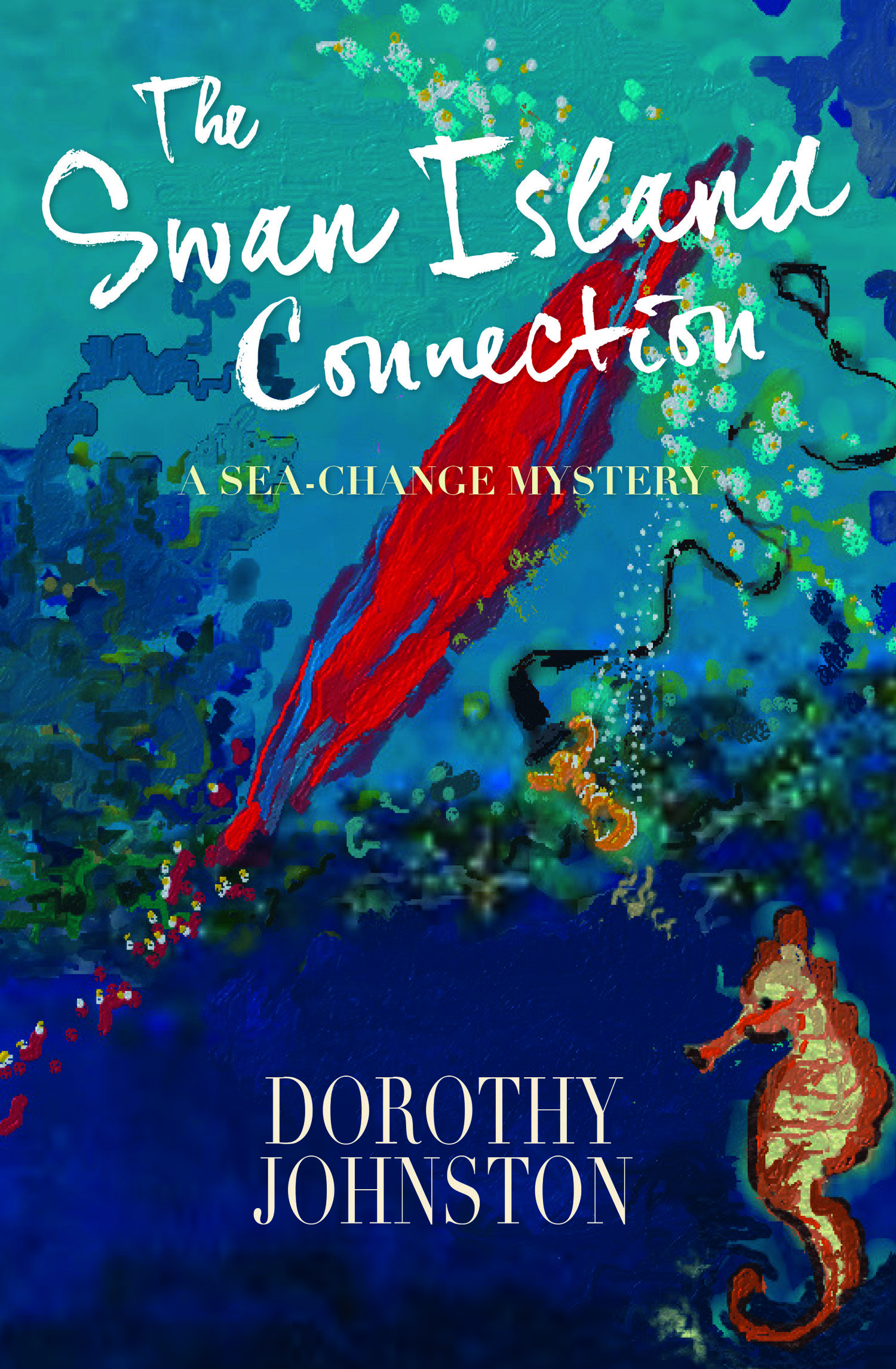 The Swan Island Connection by Dorothy Johnston (Audiobook) — For Pity Sake  Publishing