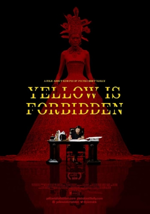 Libertine Pictures - Yellow is Forbidden - Poster.jpg