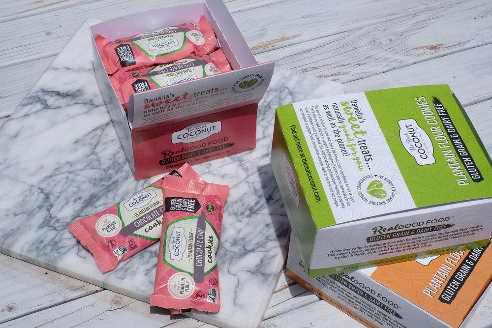 Plantain Flour Baked Goods