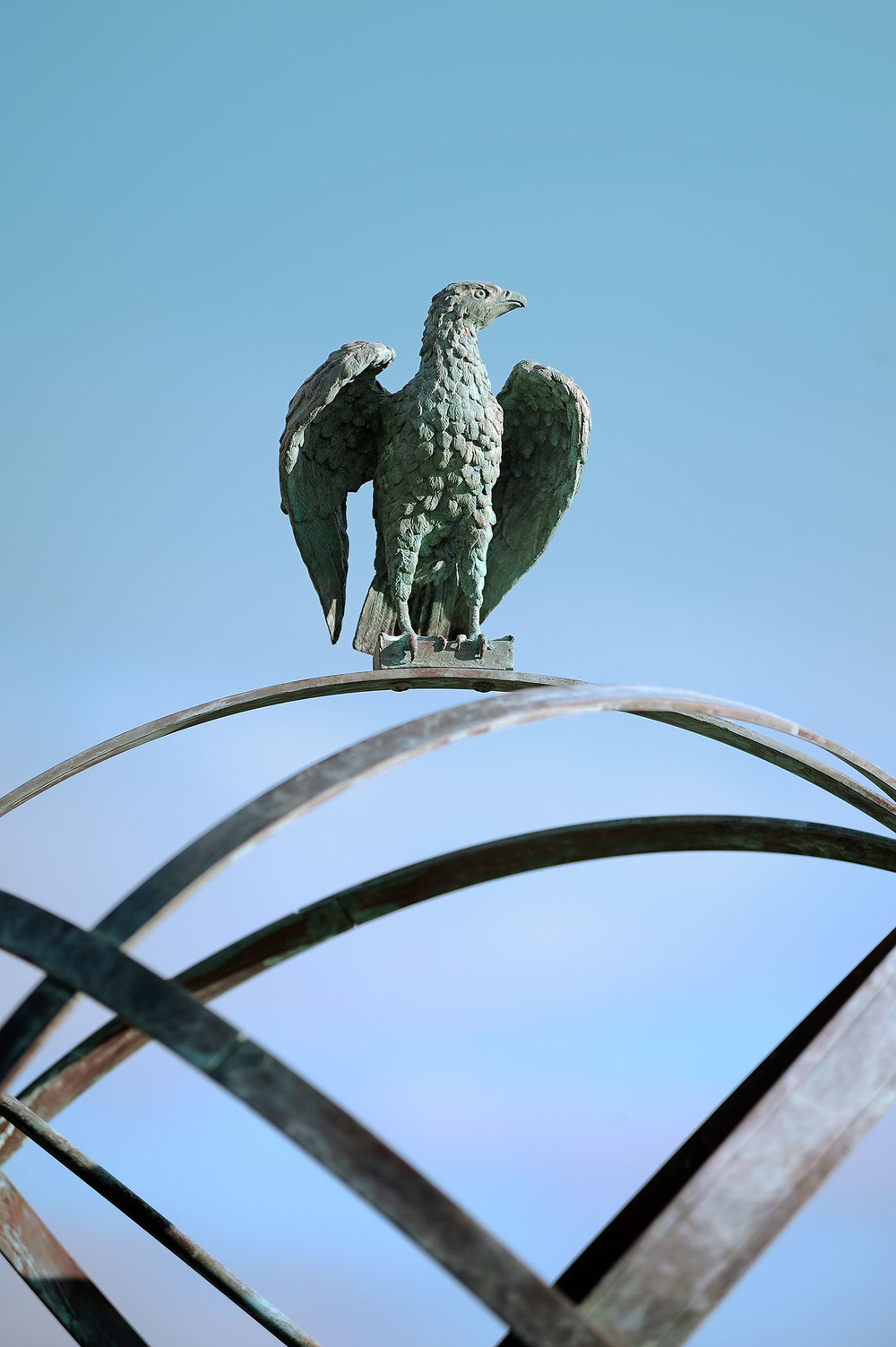 Armillary Sphere Eagle