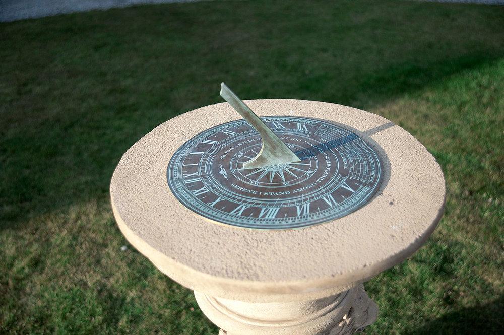 Large Sundial