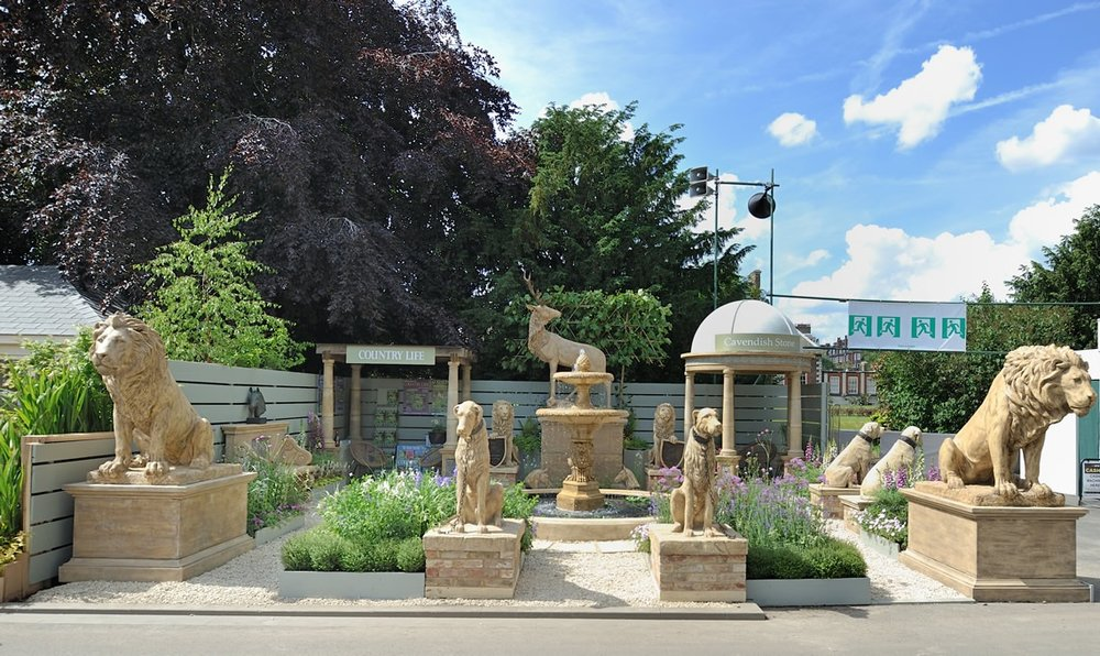 Cavendish Stone   Chelsea Flower Show    Pricing & Info