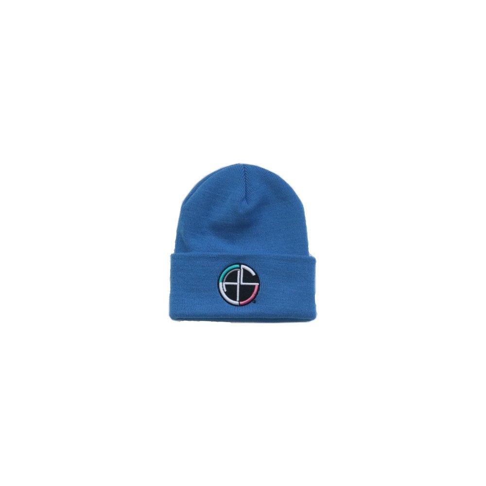 C.A.S. Blue Beanie -