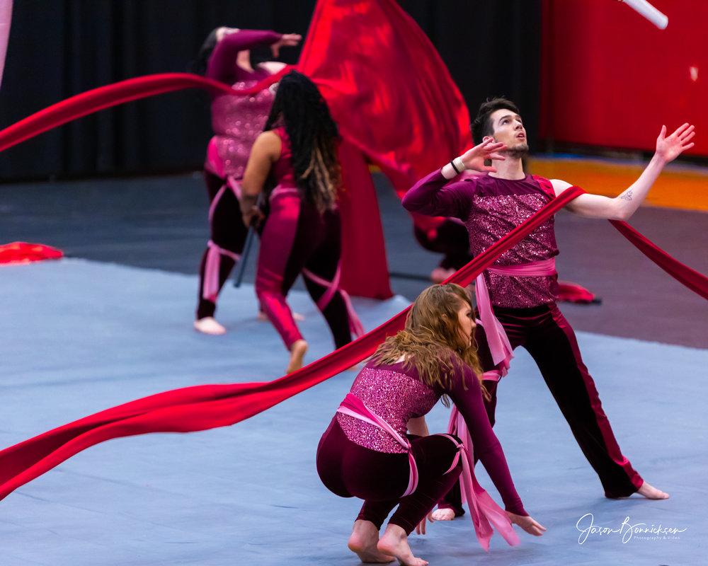 2019 OIPA Colorguard Championships