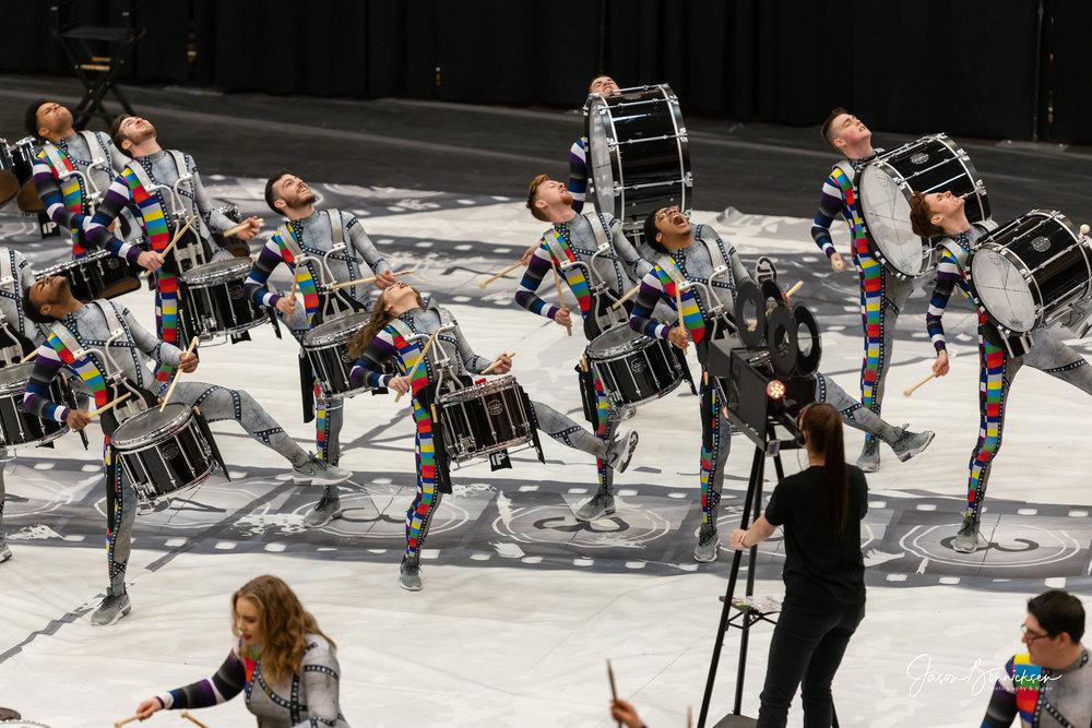 2019 OIPA Drumline Championships