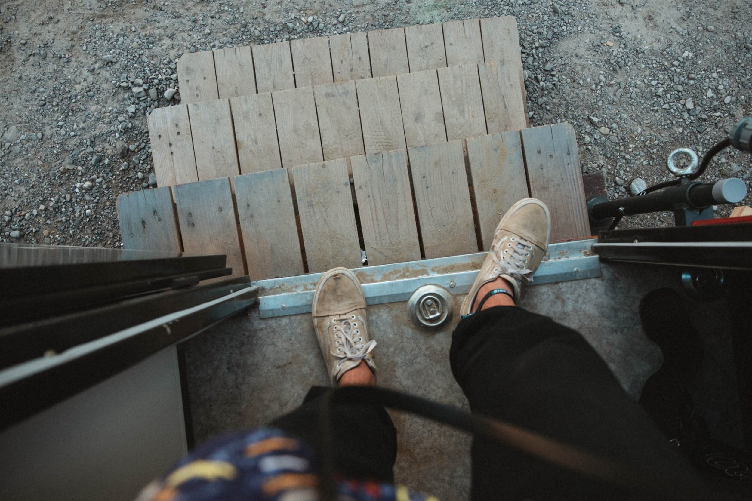 An Ode To My Dirty White Vans — Seasonless