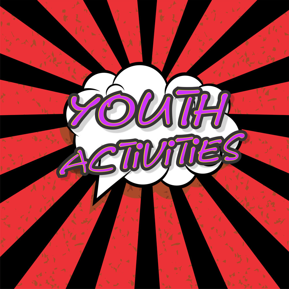 Register here for Youth Activities at  Mount Olive Lutheran Church