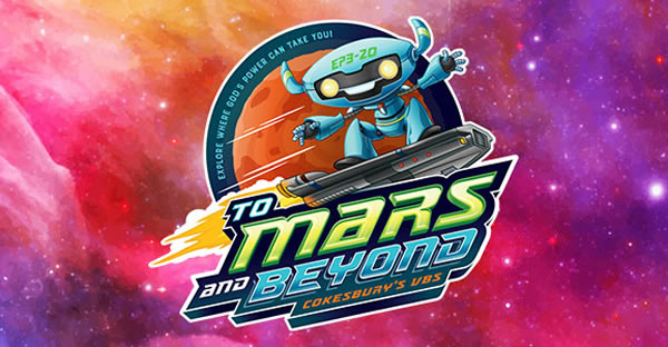 The big reveal is finally here! - the theme is To Mars and Beyond!! Get your space suit on and join us as we follow Captain Robot and his partner EP3-20 where they -