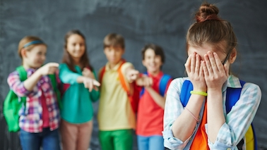 Addressing Bullying in Schools - by Sara Schmidt-Kost