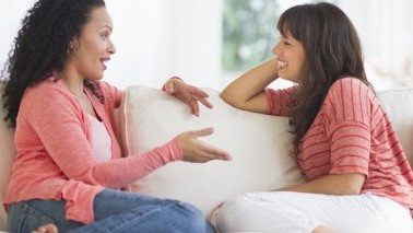 Interviewing My Mom - by Audrey Benedetto