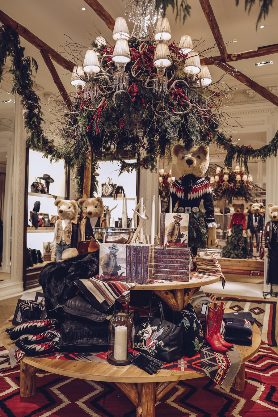 Holiday Gift Ideas With Ralph Lauren Winston Willow