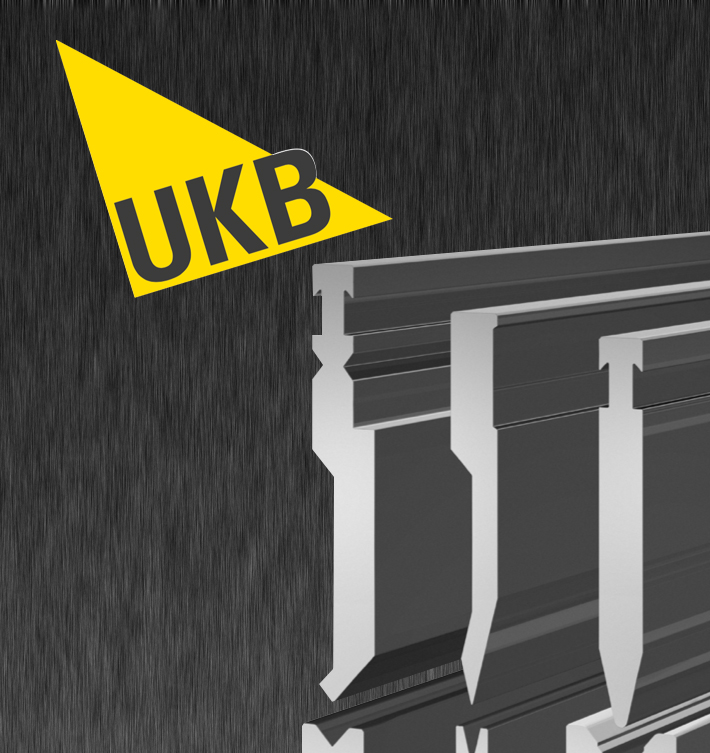 UKB - Maker of high quality press brake and special tools for more than 25 years.