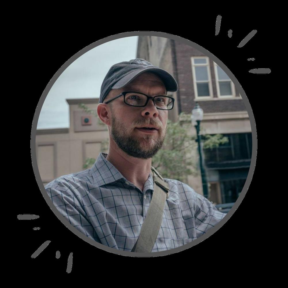clint brown headshot a-team podcast