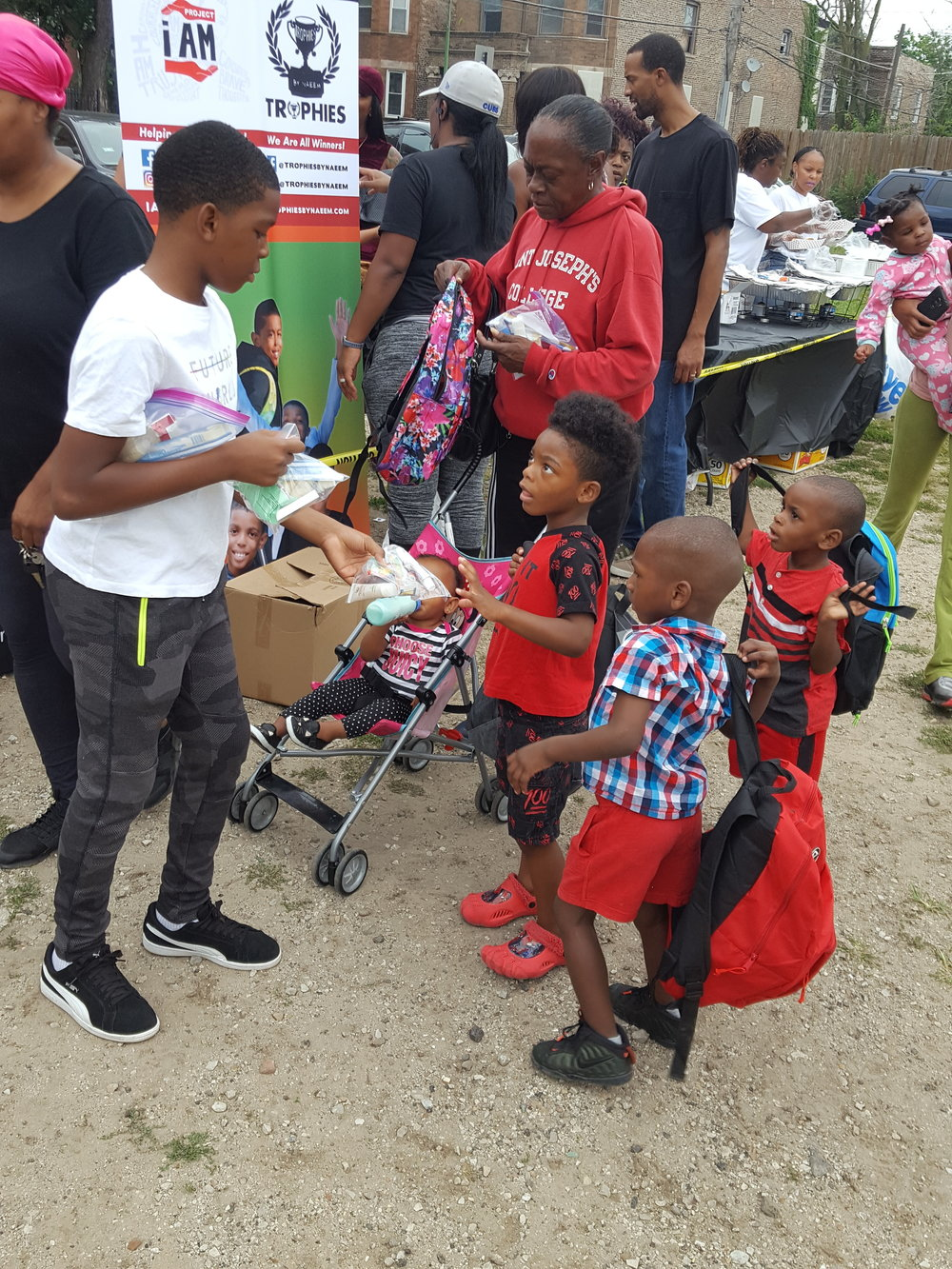 Back to School Giving