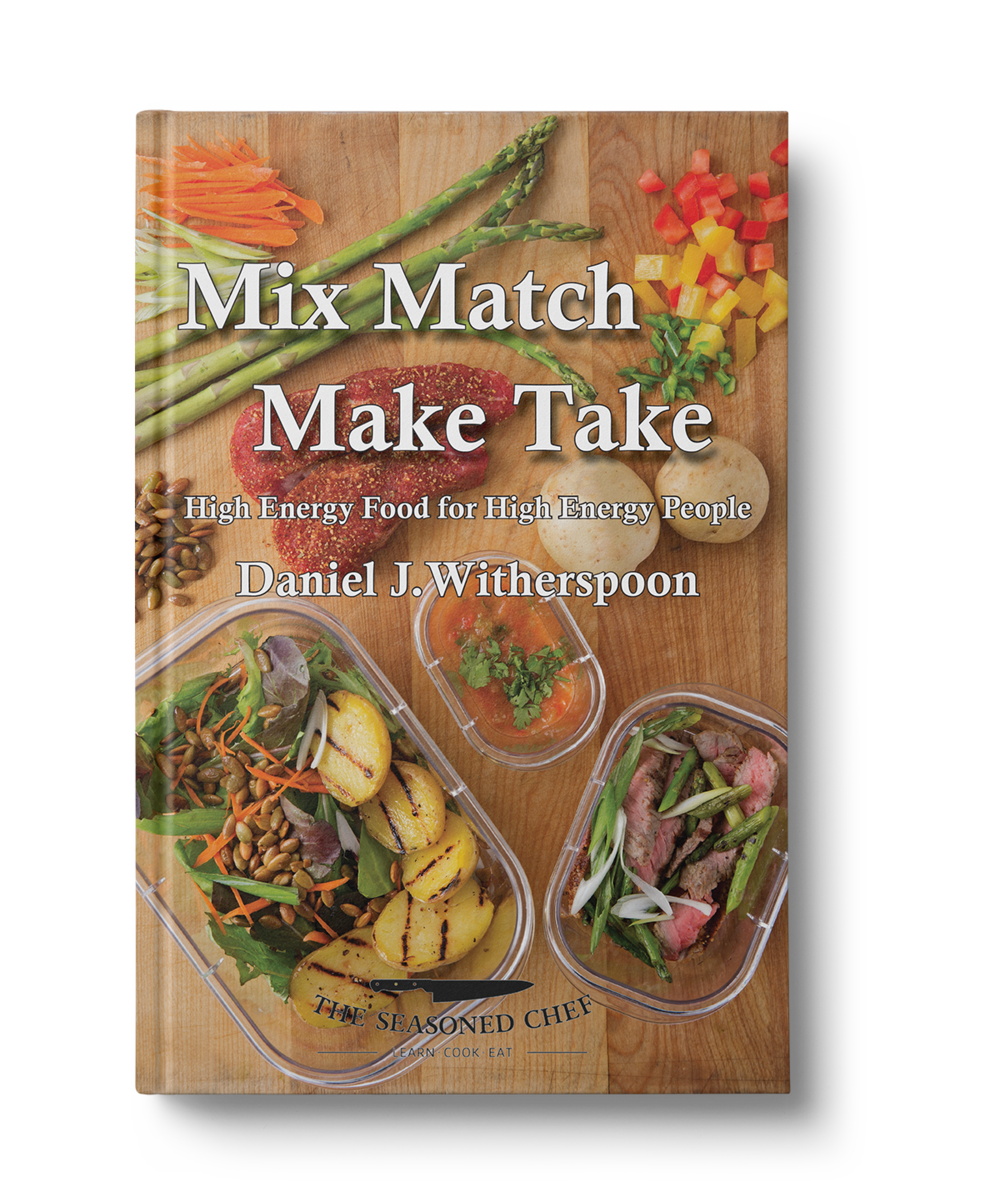 Mix match make take - Get on board with healthy delicious food that is quick and easy to make! Revolutionize your leftovers into a nutritious lunch ready for the next day!