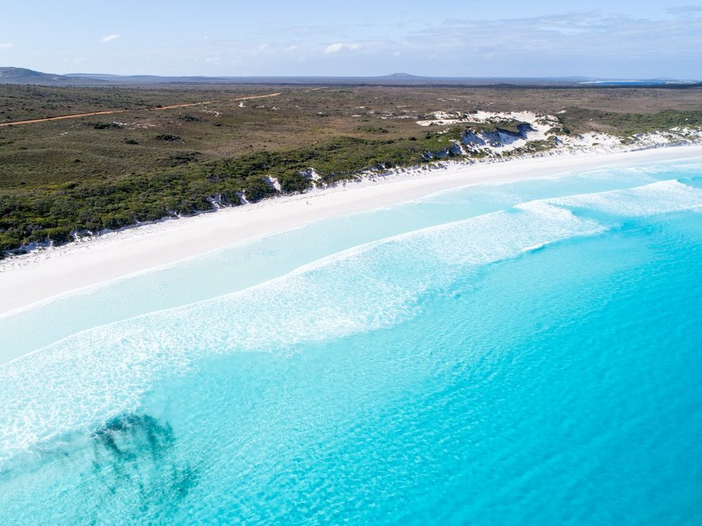 Lucky Bay by Love Childs Photography