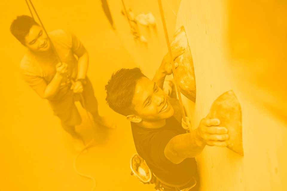 BETA TECHNICAL - Climbing is an inherently risky sport.Learn about climber and belayer safety!TOP ROPE CLIMBINGLEAD CLIMBINGGOING OUTDOORSVERIFICATION