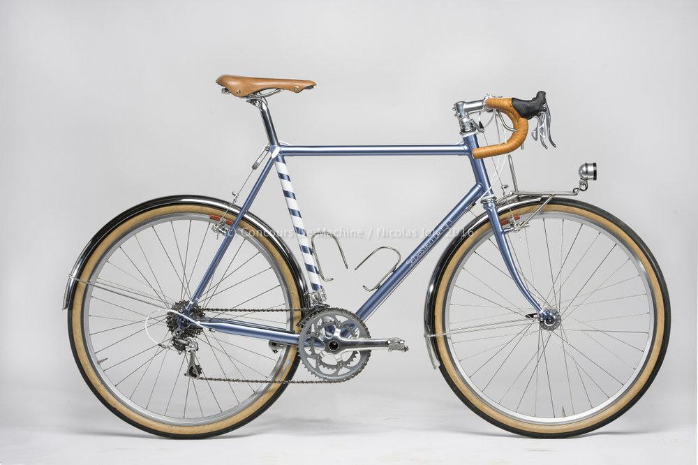 PRIX DES ROOKIES - SEBASTIEN KLEIN (BREVET CYCLES) - Photo Nicolas Joly