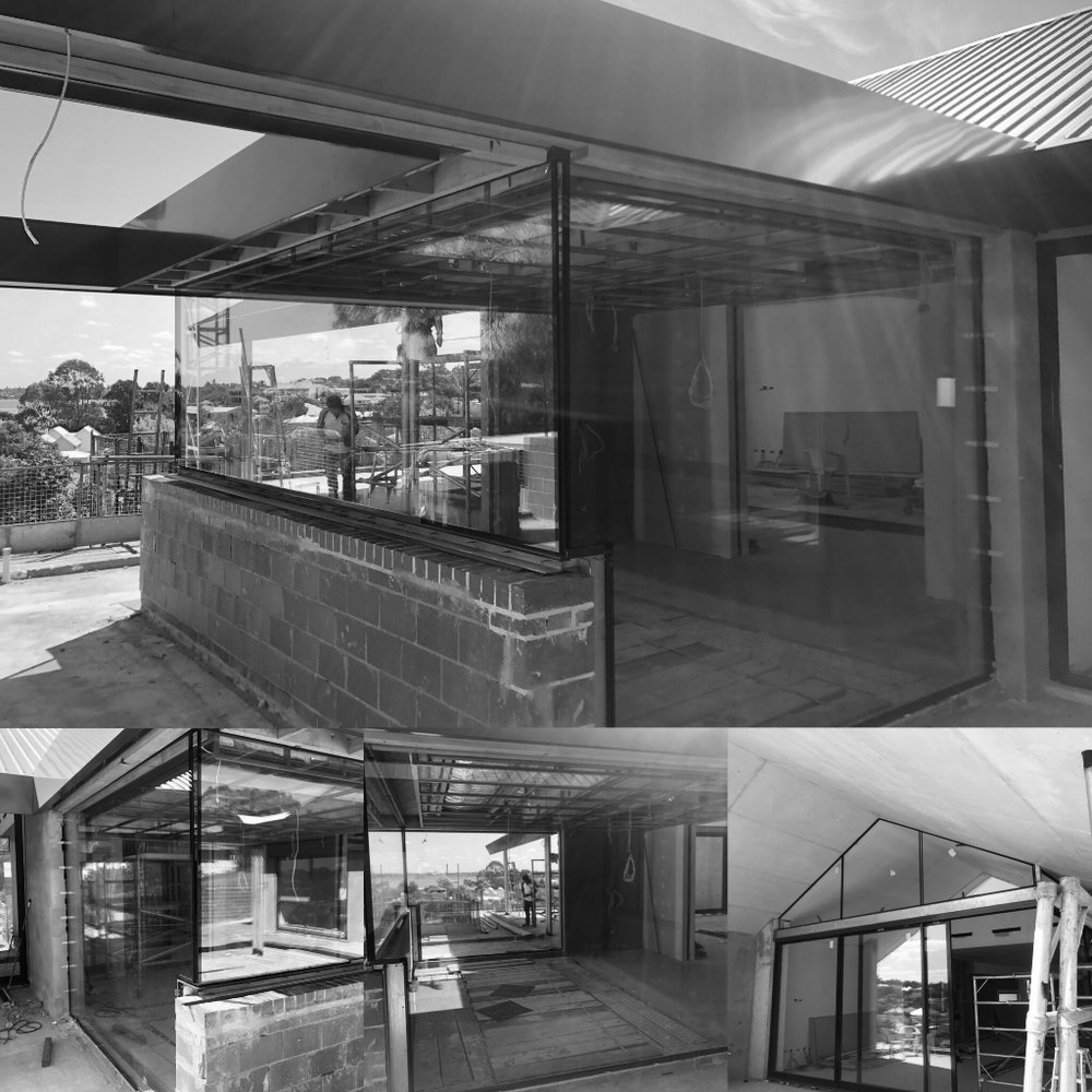 Bicton, WA - AWS 704 Slidemaster doors, and Glazing Channel, 28mm Insulated glass units