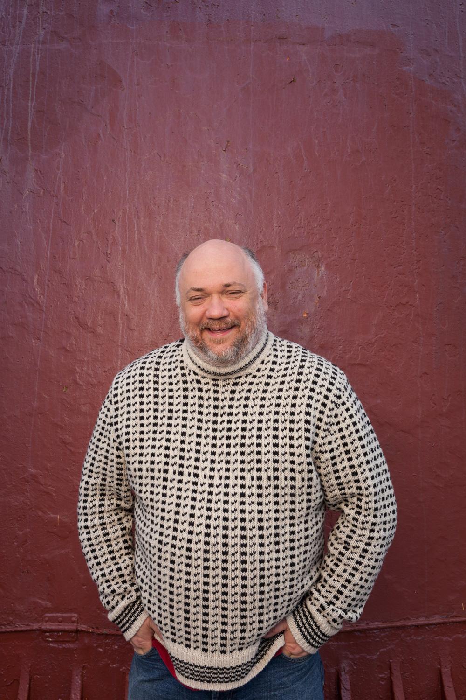Porträtt för magasinet Labyrint