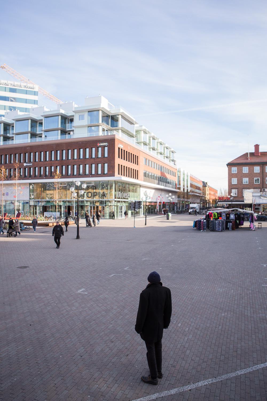 """Det """"nya"""" Umeå tar form"""