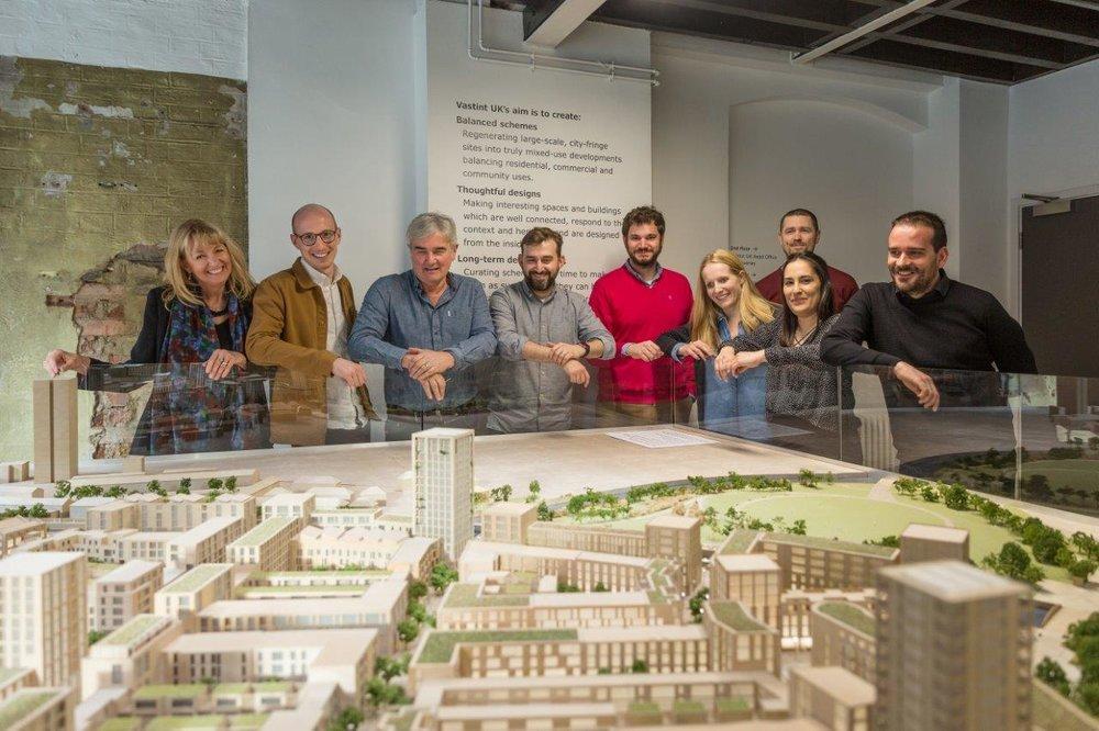 The ARC-ML masterplanning team