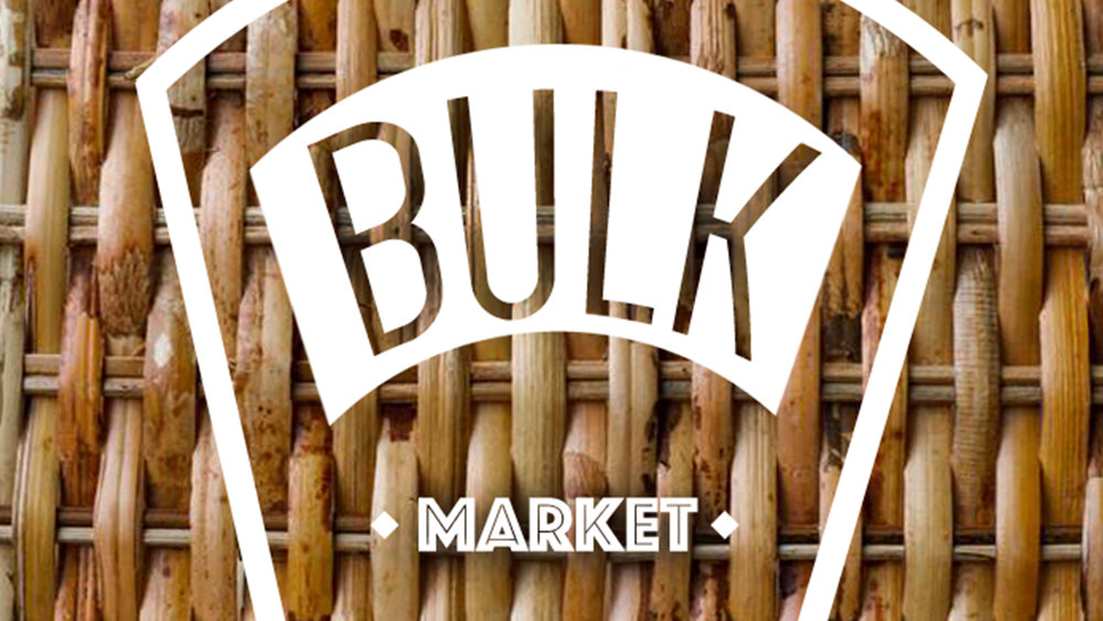 BULK MARKET   We have been patiently waiting...ok, not so patiently waiting, for news of  Bulk Market reopening following their crowdfunding campaign to raise the cash for a new venue. And hurrah, the day is here...almost!!! Their brand spanking new store will be opening this month at 6 Bohemia Place, Hackney. But who are they, what are they, why are you so bloomin' excited Halpern? Well let us tell you. Bulk Market is a social enterprise, BYO container store, that is fighting single use plastic by encouraging consumers to take along their own jars and boxes and fill them with produce goodness with everything from pasta to flour, herbs to dried fruits, dairy and eggs to bakery wonders as well as beers, wine, kombucha and even household goods available for purchase. Single use plastic and the devastating effect it is having on our planet is an issue that is thankfully moving front and centre to more and more people's minds each day and stores like Bulk Market are helping to eradicate its use. So gather your Kilner's and head on down but stay tuned to the website for details on the exact opening date. If you're early then just make sure to form a very British orderly queue....behind us.  Facebook  |  Instagram  |  Twitter Image Credit Bulk Market© Facebook page.