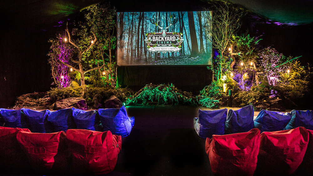 "THE CHRISTMAS LABYRINTH   Image credit: The Christmas Labyrinth at Backyard Cinema Silly season is nearly upon us. That wonderful time of year where we all go into panic mode and constantly utter the words ""I must see you before Christmas"" because heaven forbid we have to wait one week till the new year and normal service resumes. For some it involves cramming more wild nights out into one month than you have all year and for others winter means curling up by a fire with a red wine and all your pals. If you're somewhere in the middle and fancy an evening out without the hangover then head to Winterville and cotch up for a film screening with  Backyard cinema . Kicking off in November and running throughout December they have a whole host of films lined up including Christmas themed favourites like Elf, Home Alone and Love Actually, plus Disney hits and more. Their infamous bean bags will be lined up with blankets for you to curl up into after you've scoffed on festive snacks and cocktails and watched some live performances in their pre cinema cabaret bar area. Full listings and tickets can be bought via their site  here .  Facebook  