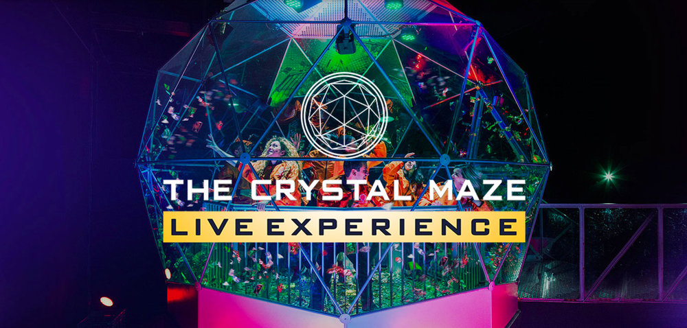 GAME: CRYSTAL MAZE   Kids of the 90's went mad when news of a real life  Crystal Maze experience  open to the public, was going to launch back in 2016 so get ready to squeal again because they are back with a brand new maze, brand new games and even more crystal balls up for grabs. Tickets go on sale this month for the new venue, just minutes from Piccadilly Circus and anyone that went to the last one needn't worry because everything is new, so you can't cheat your way round the maze based on prior experience! Thankfully though, the bomber jackets are still there- because that was half the fun of running round with your mates like loons, you all matched and it made for some mega insta posts. Richard O'Brien remains in the form of his alternative persona's with many actors reprising his role who make the entire experience so fun, they really do get into character! Tickets start around £50 but can vary depending on group size and you can even hire out the whole thing for a corporate event, or frankly a mega birthday party or private event of your own. Trust us, it is WELL worth the money. Now go grab those golden tickets and prepare to laugh a lot.   Facebook  |  Instagram  |  Twitter