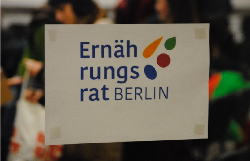 """The Berlin Food Policy Council (called an """" Ernährungsrat """"   in Germany) was founded in 2015 by a group of citizens looking to promote Food Sovereignty by fostering sustainability and justice in the food system. The council had its 4th semi-annual meeting on 29. October, 2018 at the Rosa Luxemburg Stiftung in Berlin Friedrichshain."""