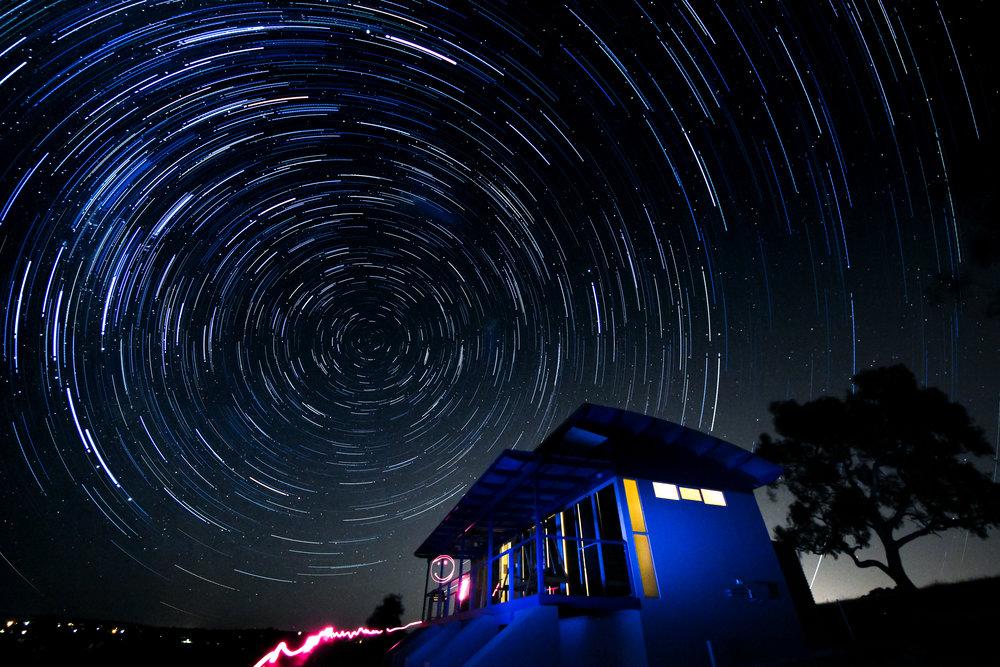 Celestial Trails