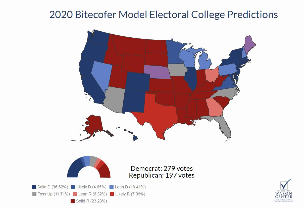 Do Democrats Have the 2020 Election in the Bag? — A More ...