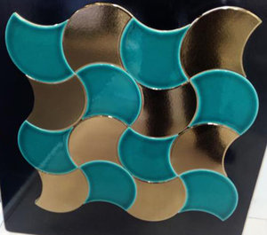 Handmade Coloured Tiles — Handmade Tiles from ITCUK The