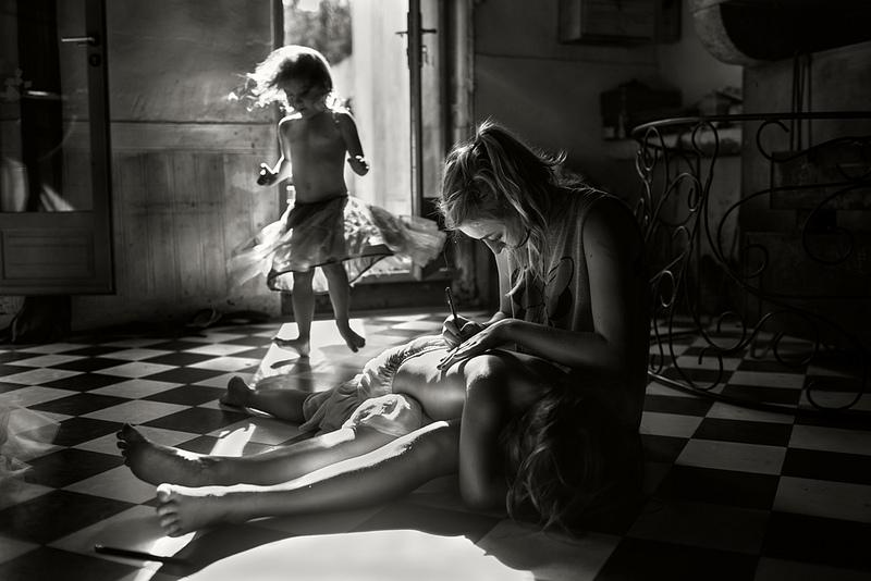 Alain Laboile - La Famille - Enkster - famiglia - fotografo - blog informazione - cultura fotografica