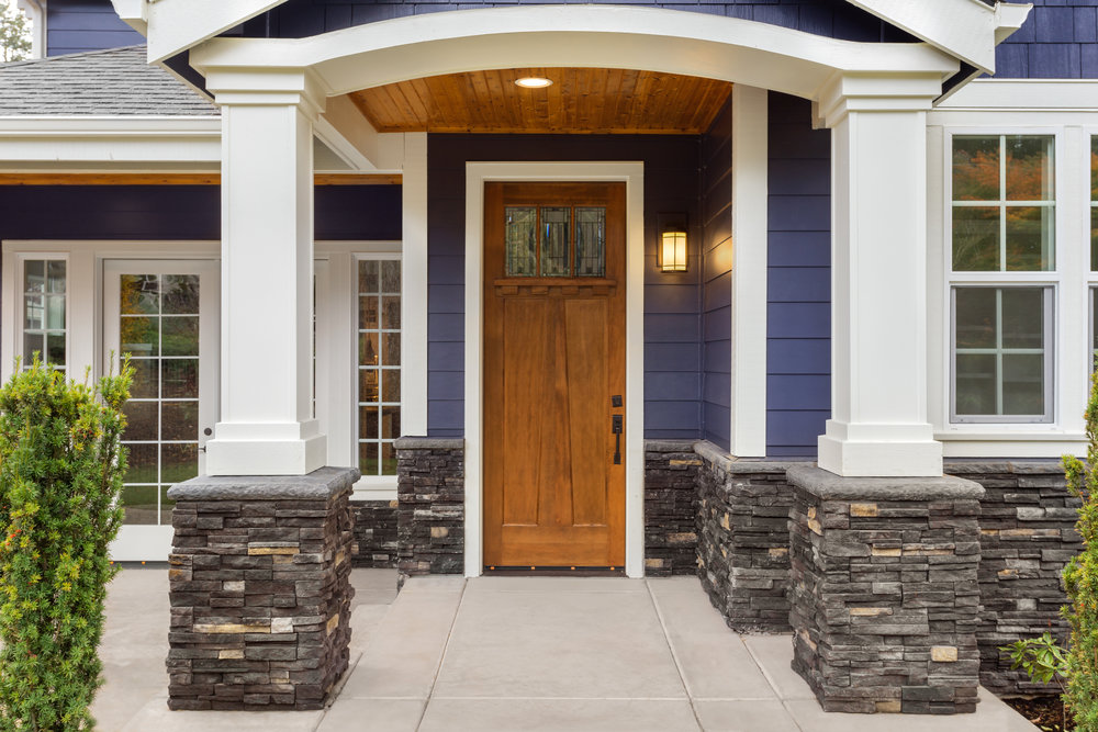 residential - Your front door should make a statement