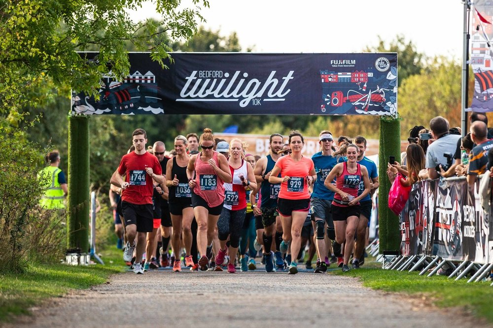 BEDFORD TWILIGHT 10K -