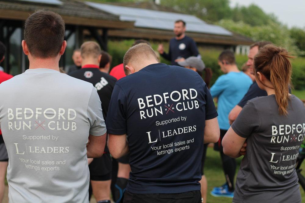 BEDFORD RUN CLUB -
