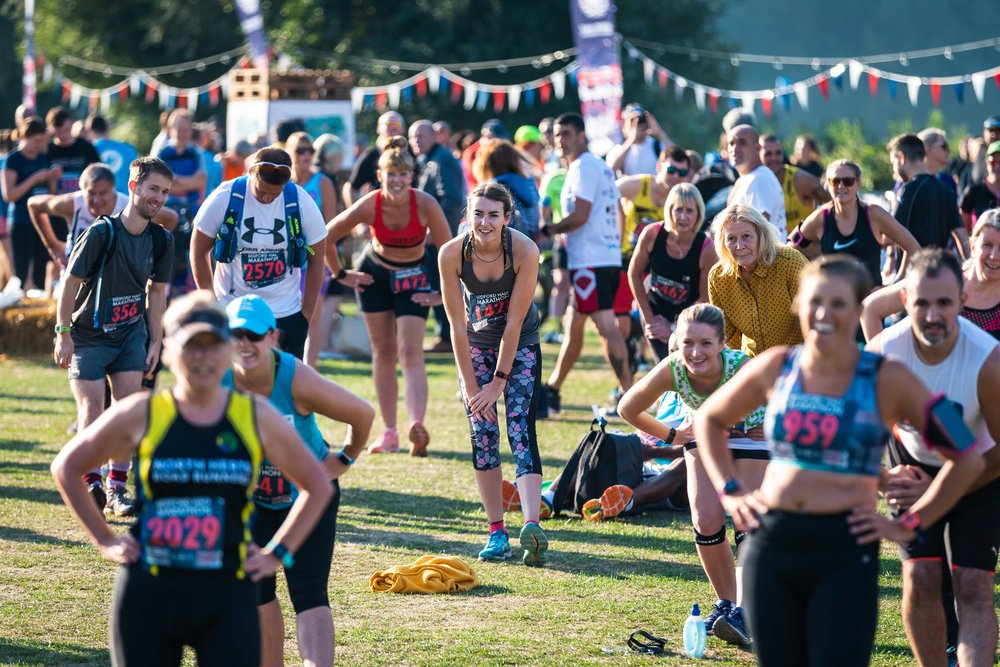 Where does the race start? - The race starts and finishes inside Priory Country Park, Bedford. For travel info see below