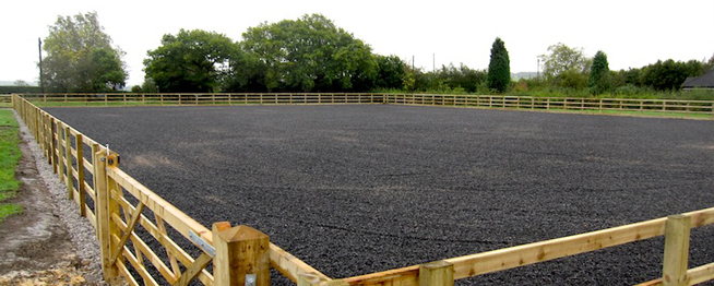 Landtech Solutions Ltd - A Cheshire based company specialising in the construction of horse arenas, gallops fencing & groundworks