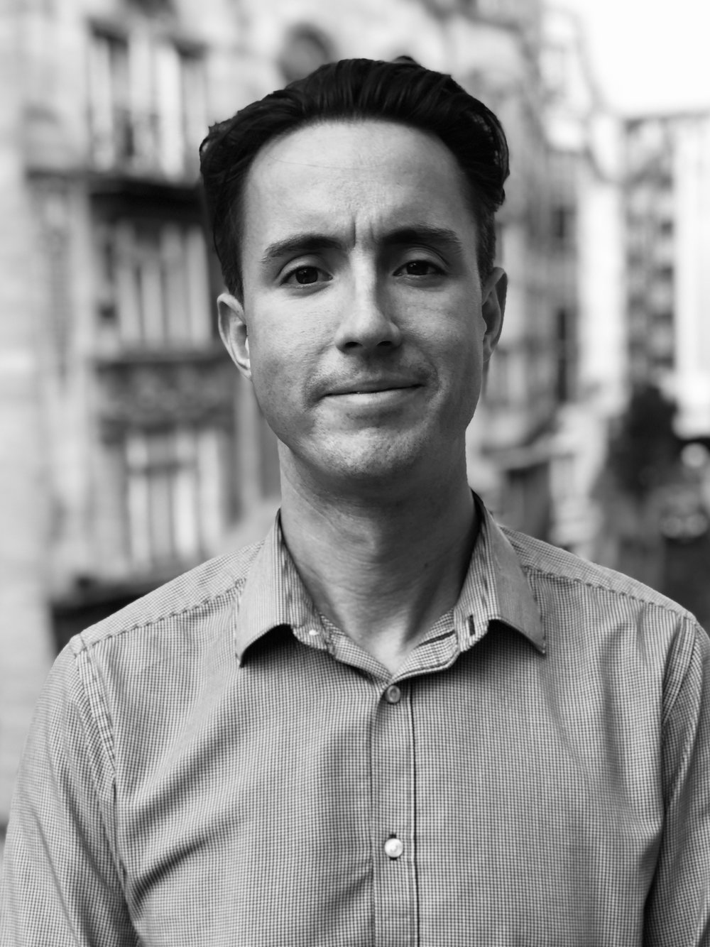 Thomas Baddeley - Design Director