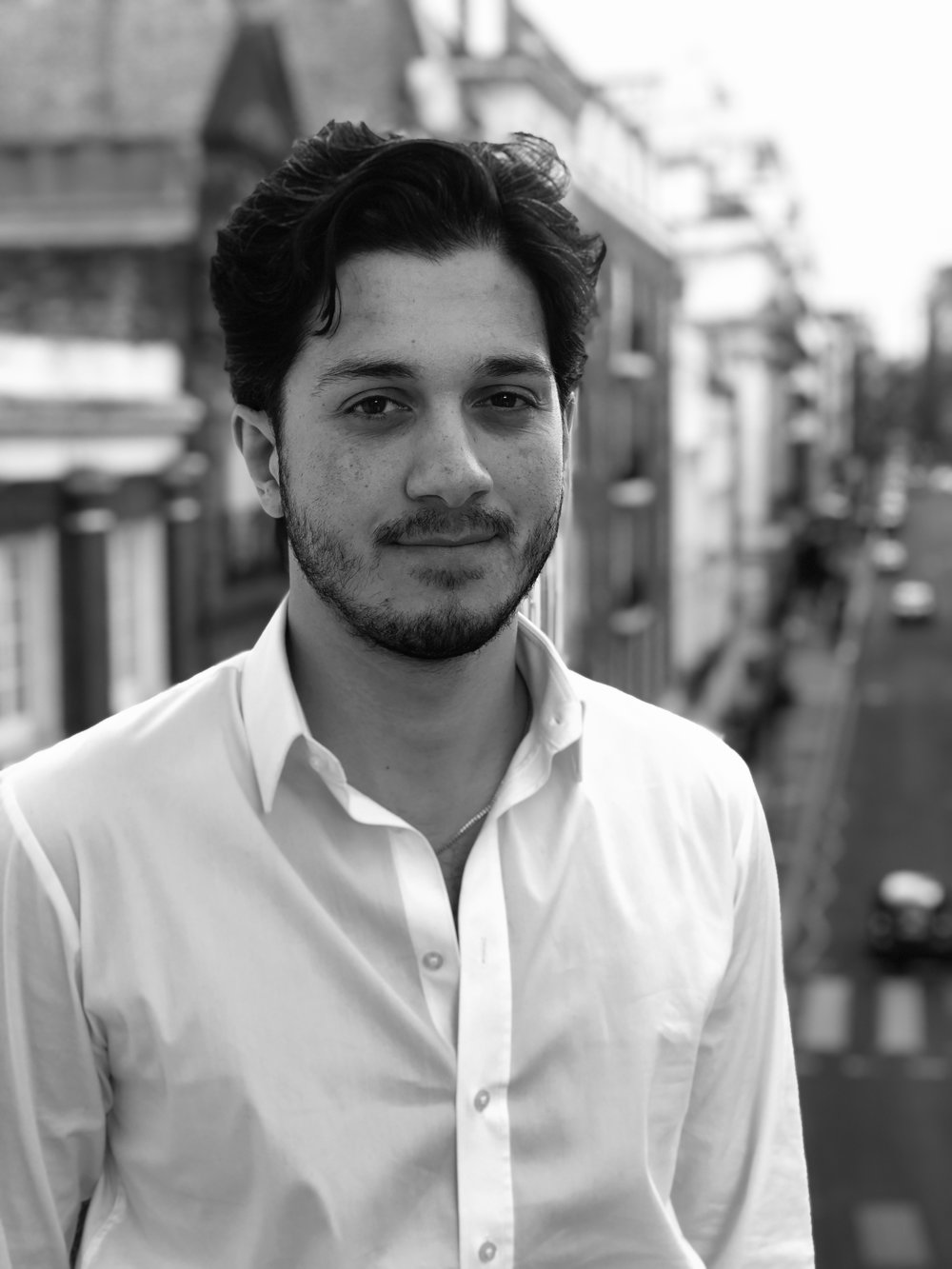 Matyn Mashad - Project Manager