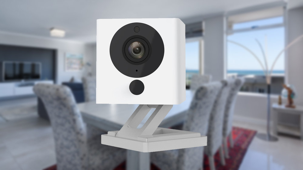Wyze Cam 1080p HD Indoor Wireless Smart Home Camera - Wyze Cam v2 delivers fast, clear, live stream footage direct to your smartphone via the Wyze App (iOS and Android), day or night. With motion and sound detection you can receive an alert anytime your Wyze Cam v2 detects sound and motion, and view up to 14 days of saved alert videos for free - no monthly fees or subscription required.