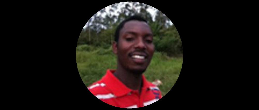 Jerry Amanya - Research & Internships Coordinator