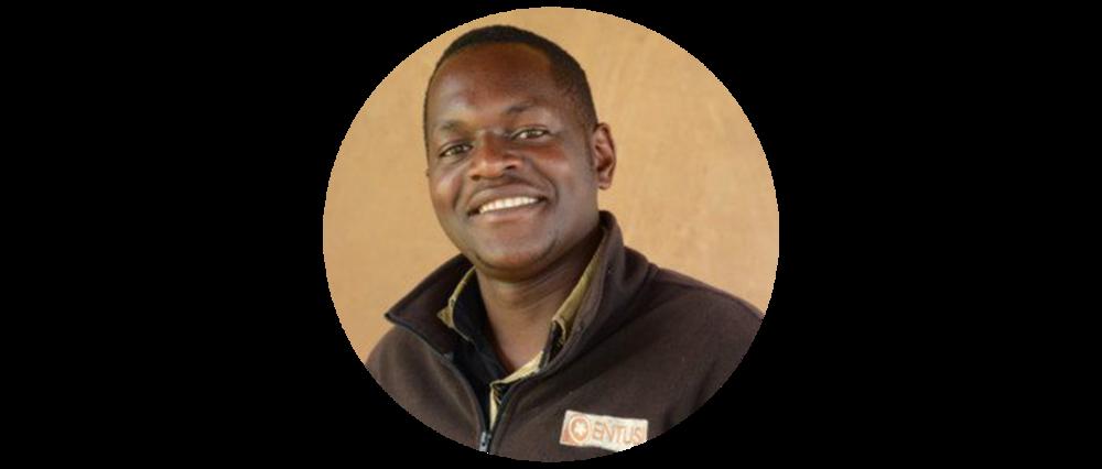 Raymond Bokua - Manager – Entusi Resort & Retreat Center