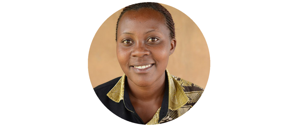 Sharon Niwenshuti - Receptionist