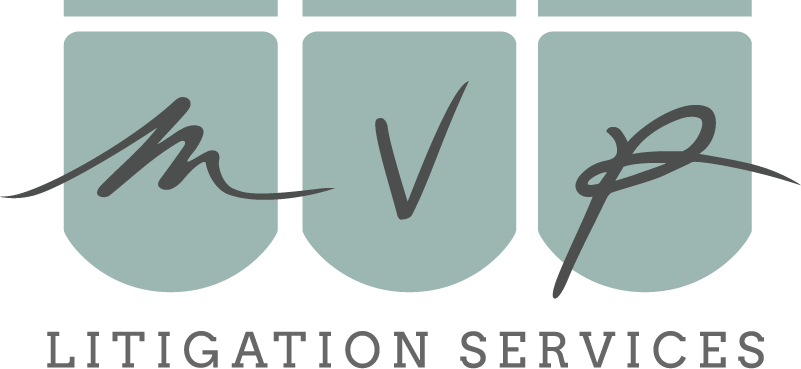 MVP Litigation Services Logo