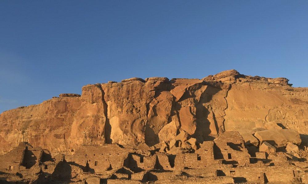 Orenda Tribe Chaco Canyon