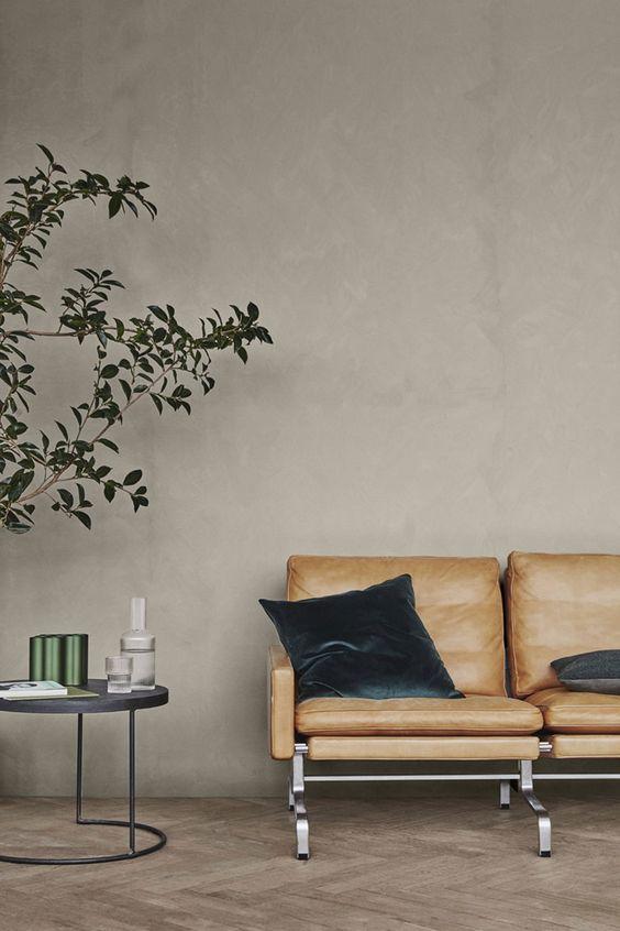 Wall: Jotun Concrete Cocktail