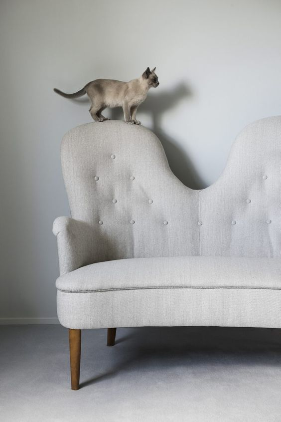 Sofa from Sjöström Antik